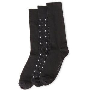 • Cole Haan • Dress Socks 3-Pairs